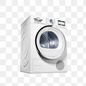 White Drum Washing Machine - Washing Machine Clothes Dryer Electricity Home Appliance PNG