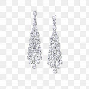 Jewellery - Earring Jewellery Bijou Silver Bracelet PNG