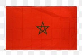 Flag - Flag Of Morocco Fahne Salé Rectangle PNG