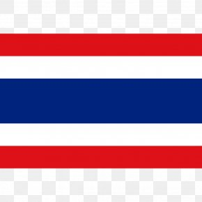 Flag Of Thailand Vector Elements - Flag Of Thailand Flag Of The United States PNG