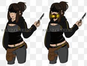 Beethoven - Gun Cartoon Character PNG