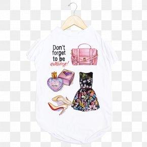 T-shirt - T-shirt Fashion Illustration Drawing PNG