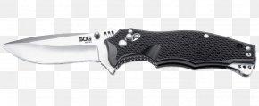 Sog Specialty Knives Tools Llc - Knife SOG Specialty Knives & Tools, LLC Tantō Serrated Blade PNG