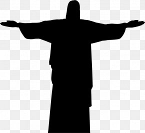 Christian Vector - Christ The Redeemer Corcovado PNG