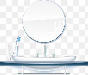 Bathroom Bath Vector Material - Tap Bathroom Toilet Seat Sink PNG