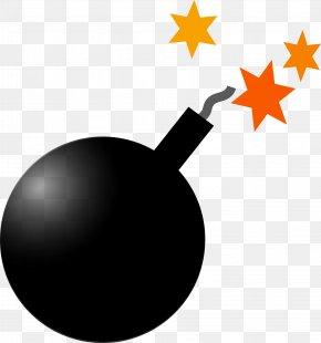 Bomb - Bomb Explosion Clip Art PNG