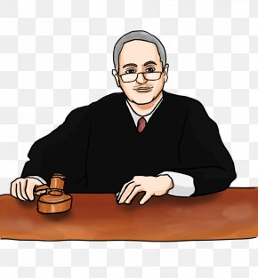 Judge Podium Cliparts - Igor Judge, Baron Judge Court Clip Art PNG