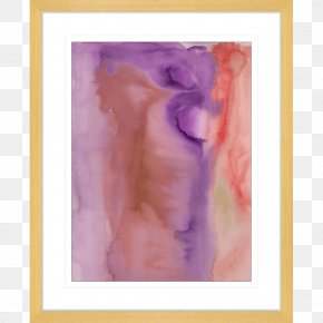 Painting - Watercolor Painting Modern Art Picture Frames Drawing Visual Arts PNG