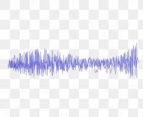 Vector Violet Sound Wave Curve Picture - Sound Acoustic Wave Euclidean Vector PNG