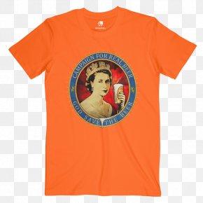 T-shirt - Printed T-shirt Hoodie Clothing Sizes PNG