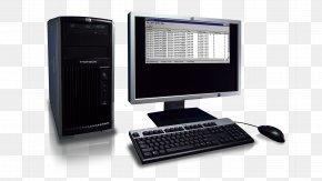 Computer Desktop Pc - Computer Software Computer Hardware Edius Grass Valley PNG