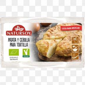 Tortilla De Patatas - Spanish Omelette Vegetable Meatball Cooking Veganism PNG