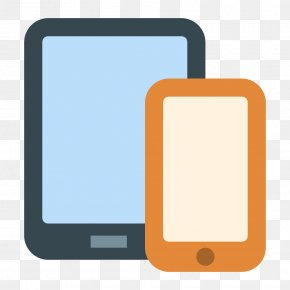 Flat Phone - Responsive Web Design Tablet Computers Handheld Devices PNG