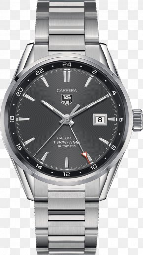 Watch - TAG Heuer Carrera Calibre 5 Day-Date TAG Heuer Aquaracer Watch PNG