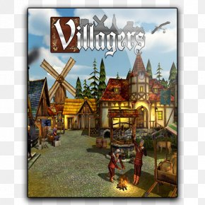 Villagers - Video Game Computer Software Simulation Empire: Total War PNG