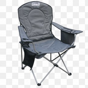 Portable Mesh Chair - Coleman Company Folding Chair Cooler Seat PNG