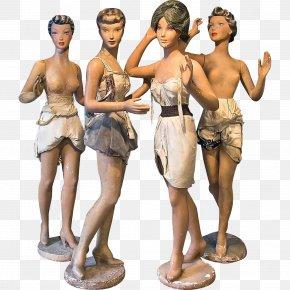 Mannequin - Mannequin Vintage Clothing Antique Dress Form Pin PNG