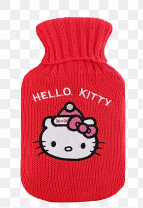 Mini Flush Hot Water Bottle - Hello Kitty Blanket Hot Water Bottle Download Gratis PNG