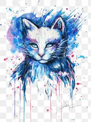 Cat - Why Paint Cats Drawing Painting Art PNG