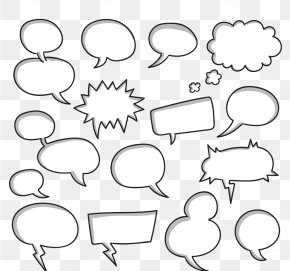 Dialog Box - Dialog Box Speech Balloon Comics Dialogue PNG