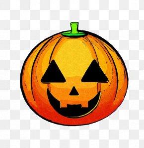 Jack O Lantern - Jack-o'-lantern Calabaza Winter Squash Pumpkin Cucurbita PNG