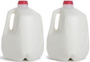 Milk - Milk Bottle Gallon Milk Chugging Cup PNG