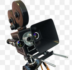 Movie Projector Assignment - Movie Camera Film Stock Photography PNG