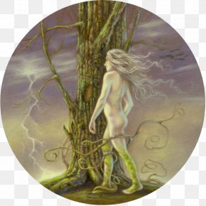 Baroque Still Life - Painting Fairy Allegory Tree Still Life PNG