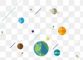 Galaxy Posters - Milky Way Galaxy Euclidean Vector Planet PNG