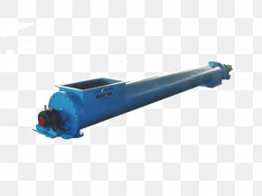 Screw Conveyor - Pulp Screw Conveyor Conveyor System Machine Paper PNG