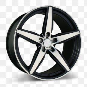 Car Wheel - Car Alloy Wheel Rim Custom Wheel PNG