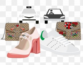 Fashion Week - London Fashion Week Fashion Show Sneakers PNG