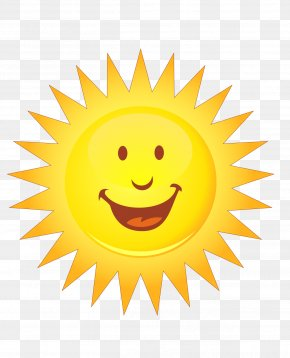 Smile The Sun - Sunlight Royalty-free PNG