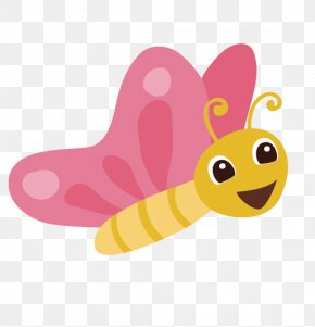 Insect - Butterfly Cpe Nez A Nez Insect J2G 8V4 Child PNG