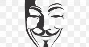 V For Vendetta - Guy Fawkes Mask V For Vendetta Clip Art PNG