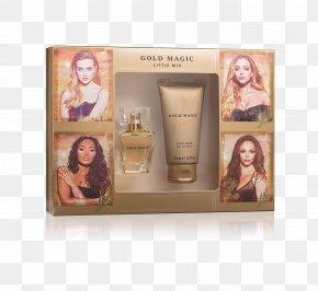 Gold Magic - Perfume Eau De Toilette Body Spray Shower Gel Gold PNG