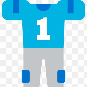 A Blue Baseball Uniform - Uniform Baseball Icon PNG
