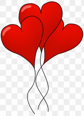 Heart Vector Art - Valentines Day Free Content Heart Clip Art PNG