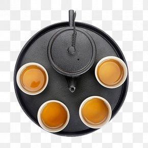 Black Tea In The Tea - Black Tea Coffee Teaware PNG