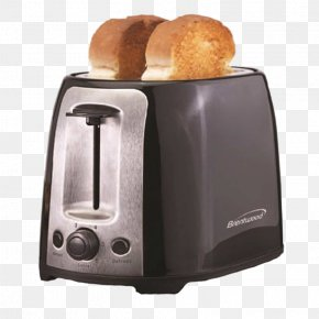 Brentwood TS-292 2-Slice Toaster Stainless Steel Home Appliance Brushed Metal PNG