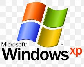 Computer - Windows XP Logo Microsoft Windows Operating Systems Computer PNG