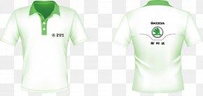 Volkswagen Skoda Overalls Vector - T-shirt Jersey Gongzuofu Polo Shirt PNG