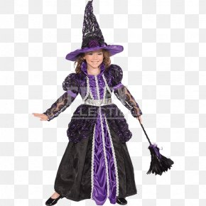 Costume Party - Costume Design Witchcraft Child Clothing PNG