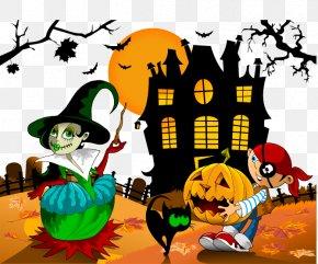 Halloween - Halloween Illustration PNG