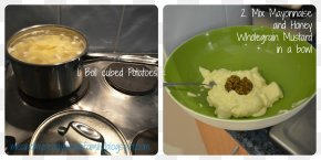 Potato Salad - Dish Dairy Products Recipe Flavor Cuisine PNG
