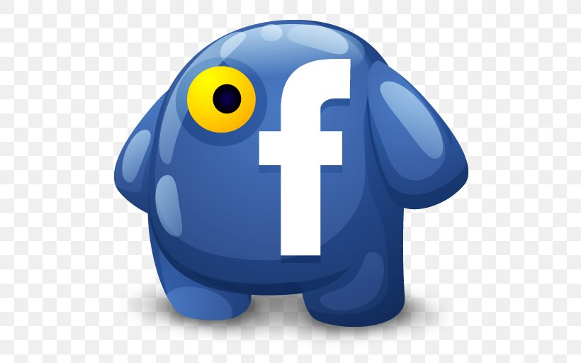 Social Media Legendary Creature, PNG, 512x512px, Social Media, Blog, Blue, Electric Blue, Icon Design Download Free