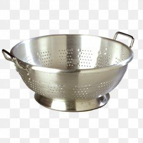 Kitchen - Colander Aluminium Kitchen Stock Pots Frying Pan PNG