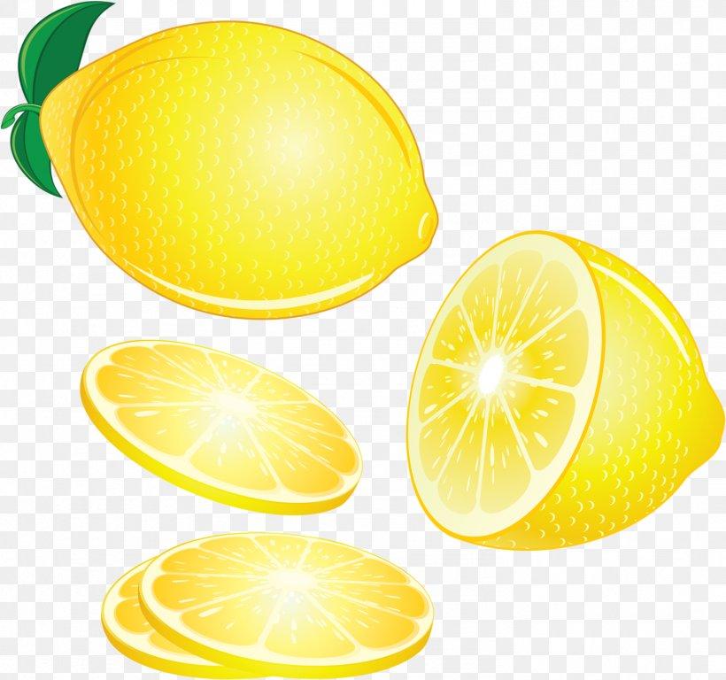 Lemon Citron Lime Clip Art Fruit, PNG, 1488x1394px, Lemon, Citric Acid, Citron, Citrus, Food Download Free