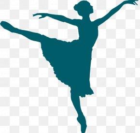 Ballet - Ballet Dancer Ballet Dancer Silhouette Illustration PNG