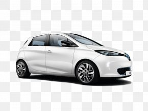 Renault Zoe - Electric Vehicle Renault Zoe Car Renault Twizy PNG